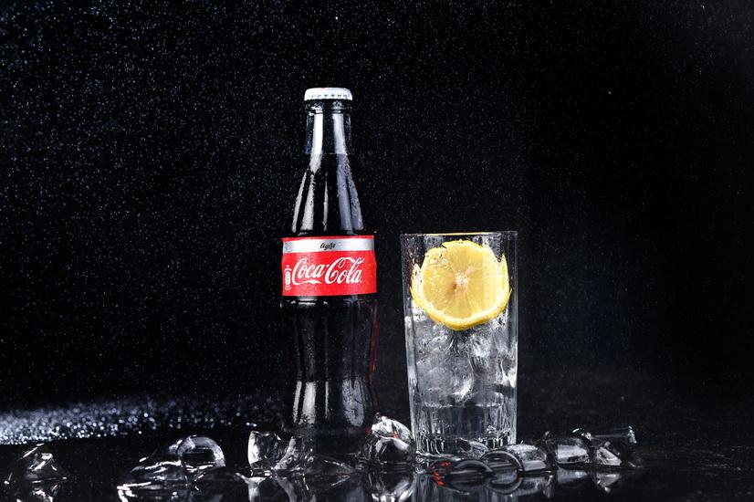 Coca Cola Şekersiz